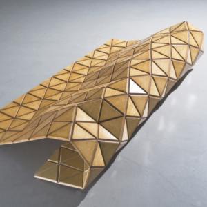 تصویر - Woodskin: پوسته ای انعطاف پذیر از چوب - معماری