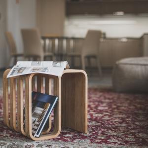 تصویر - صندلی چندمنظوره Woodieful - معماری