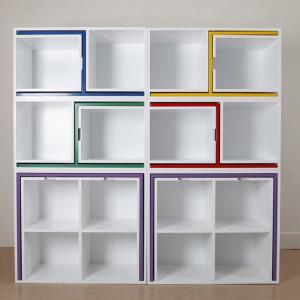 تصویر - قفسه کتاب اعجاب انگیز - معماری