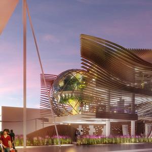 تصویر - آینده زیست بوم و تنوع زیستی در پاویون آذربایجان اکسپو میلان  - معماری