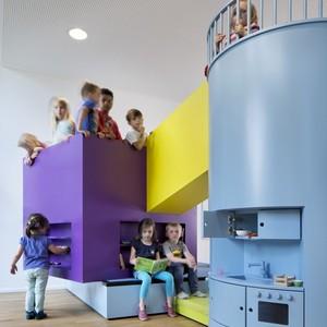 تصویر - مرکز نگهداری از کودکان،اثر Kadawittfeldarchitektur ،آلمان - معماری