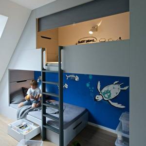 تصویر - طراحی اتاق کودک - معماری