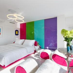 عکس - یک آپارتمان زیبا و رنگارنگ در روسیه