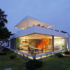 عکس - ویلا Casa Blanca اثر Martin Dulanto Sangalli