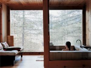 تصویر - فضای اقامتی-درمانی در بالی - معماری