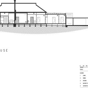 تصویر - الحاق هوشمندانه بنای مدرن به ویلایی قدیمی در ملبورن - معماری