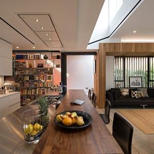 تصویر - خانه ای برای کتاب دوستان - معماری