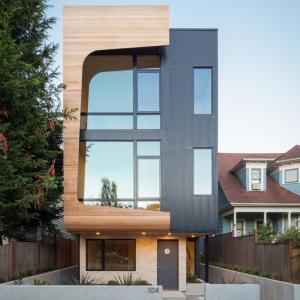 عکس - آپارتمان مسکونی در سیاتل اثر Malboeuf Bowie
