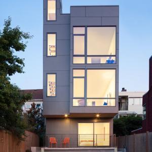 تصویر - آپارتمان مسکونی در سیاتل اثر Malboeuf Bowie - معماری
