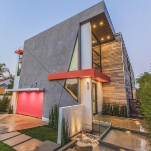 عکس - ویلایی متفاوت از Amit Apel در لس آنجلس
