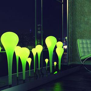 عکس - چراغهای مرجانی