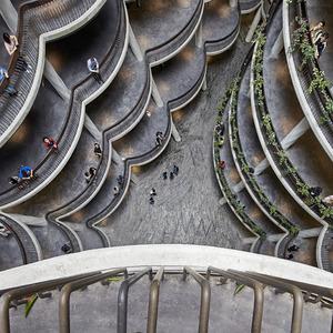 تصویر - مرکز آموزشی در سنگاپور - معماری