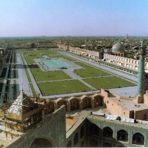 عکس - نقش جهان اصفهان در فهرست یونسکو باقی میماند؟