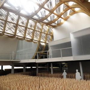 تصویر - پاویون چین در اکسپو میلان 2015 - معماری