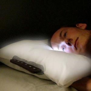 عکس - بالش درخشان-Glo Pillow