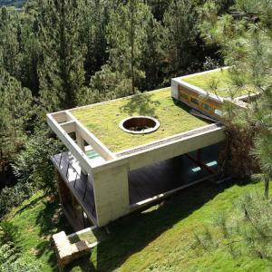 عکس - خانه RD , دوست دار محیط زیست