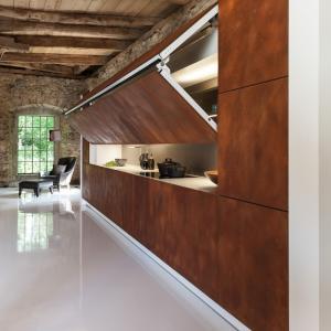 عکس - طراحی آشپزخانه خلاقانه، اثر Warendorf ، آلمان