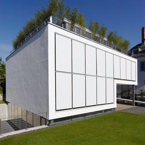 تصویر - ویلا مسکونی طرحی از CHRIST - معماری