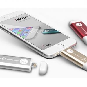 عکس - iKlips سریع ترین انتقال دهنده فایل به سیستم های اپل
