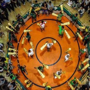 تصویر - بررسی کهن ترین باشگاه ورزشی جهان:زورخانه - معماری
