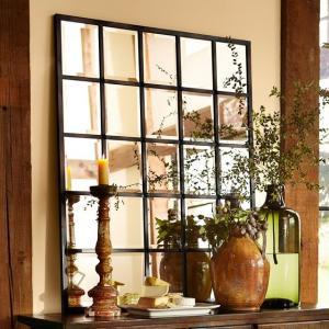 عکس - ایده های استفاده از آینه در طراحی داخلی