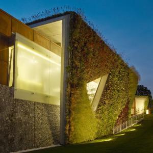 عکس - ویلا jewel box ، ویلایی دوستدار محیط زیست در لوزان سوئیس