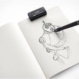 عکس - با قلم جادویی اسکیس بزنید
