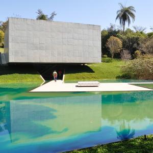 عکس - موزه Inhotim برزیل