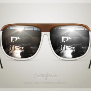 تصویر - عینک اینستاگرام - معماری