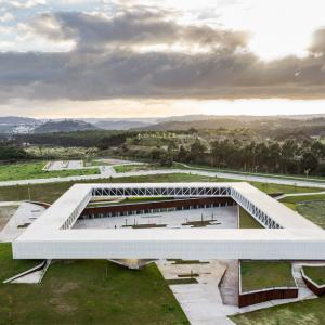 تصویر - پارک تکنولوژی óbidos - معماری