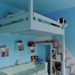 عکس - چند ایده مفید برای اتاق خوابهای کوچک