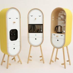تصویر - آشپزخانه کپسولی - معماری