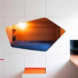 عکس - طراحی متفاوت اتاق خواب کودک