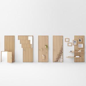 تصویر - کلکسیون خلاقانه دربهای هفتگانه - معماری