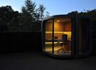 تصویر - فضای کار بیرونی ،کاری از شرکت OfficePOD - معماری