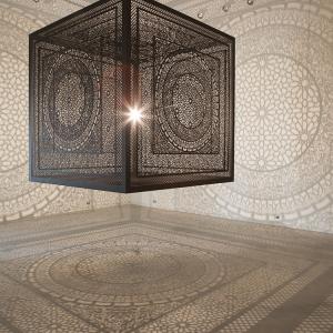تصویر - مجموعه ای از شگفت انگیزترین المانهای نورانی - معماری