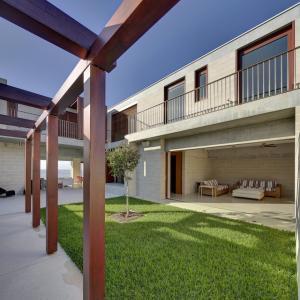 تصویر - خانه ساحلی Pearl - معماری