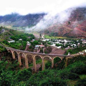 تصویر - سواد کوه , بهشت ایران - معماری