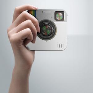 عکس - دوربین اینستاگرام با قابلیت چاپ عکس