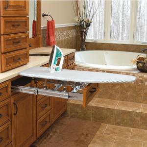 تصویر - میز اتوی کشویی - معماری