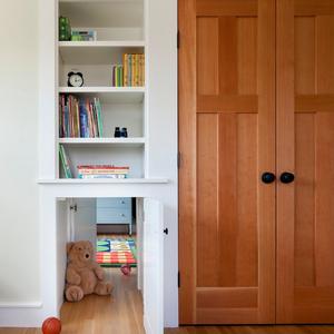 تصویر - نمونه هایی از اتاقهای مخفی - معماری