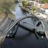 عکس - 9 پل عابر پیاده جالب توجه از سراسر جهان