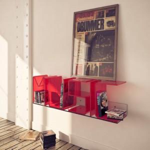 عکس - شلف های دیواری Anita Shelf ، اثر تیم طراحی Quattria