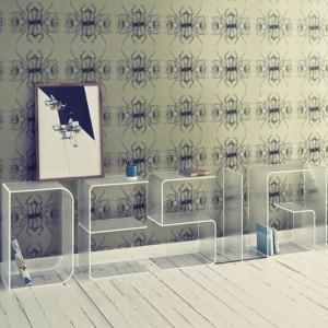 تصویر - شلف های دیواری Anita Shelf ، اثر تیم طراحی Quattria - معماری