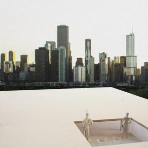 تصویر - آغاز بهکار دوسالانه شیکاگو - معماری