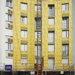 تصویر - بازسازی مجموعه مسکونی Le Serpentin ، اثر Agence RVA ، فرانسه - معماری