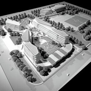 تصویر - پردیس و کالج Liyuan اثر تیم معماری Minax ،چین - معماری