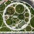 عکس - طراحی پارک نمادین مدور در محوطه نیروی دریایی فیلادلفیا ،توسط James Corner Field Operations