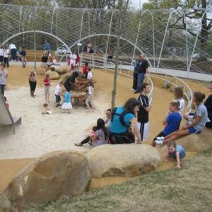 تصویر - پارک SHELBY ،سرزمینی برای بازی و اکتشاف کودکان - معماری