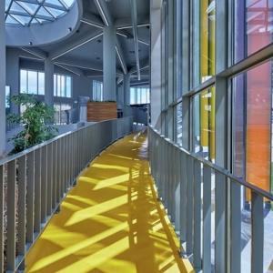 تصویر - دفتر فروش و نمایشگاه ONS İncek ، اثر تیم معماری Yazgan ، ترکیه - معماری